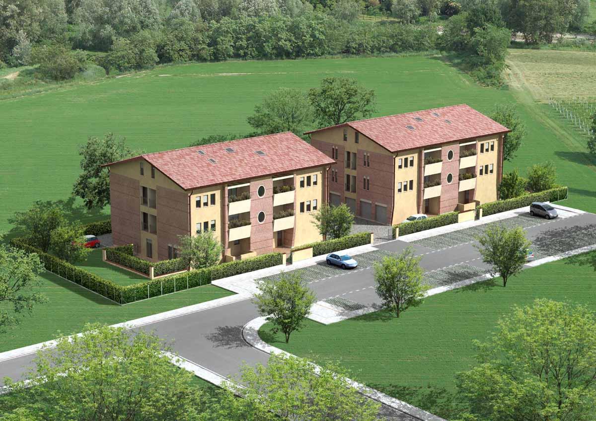 Nuovi Appartamenti a Codemondo